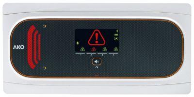 συσκευή συναγερμού AKO  τύπος 100-240 V τάση AC  έξοδοι ρελέ 4 DI/DI  ναι