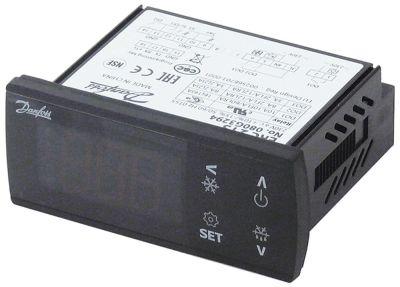 ηλεκτρονικός ελεγκτής DANFOSS  τύπος ERC213 μετρήσεις στερέωσης 71x29 mm
