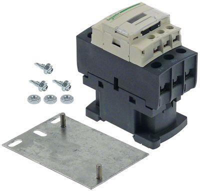 ρελέ ισχύος ωμικό φορτίο 50A 24VAC  (AC3/400V) 32A/15 kW κύριες επαφές 3NO
