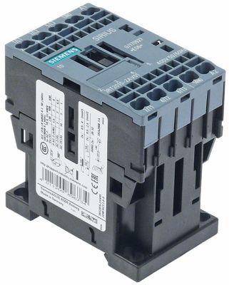 ρελέ ισχύος ωμικό φορτίο 20A 400VAC  (AC3/400V) 2.2kW κύριες επαφές 3NO