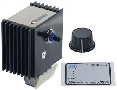 ζημενστάτης 230V 20°C/15A ø άξονα 6x5 mm Μ άξονα 9mm σπείρωμα στερέωσης M10x0,75