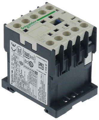 power contactor resistive load 20A 24VAC (AC3/400V) 4kW main contacts 3NO