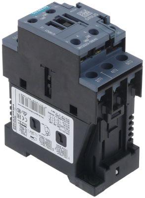 ρελέ ισχύος ωμικό φορτίο 40A 24VDC  (AC3/400V) 9A/4 kW κύριες επαφές 3NO