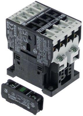 ρελέ ισχύος ωμικό φορτίο 32A 230VAC  (AC3/400V) 17A/7,5 kW κύριες επαφές 4NO