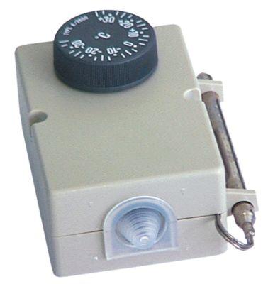 θερμοστάτης εύρος θερμοκρασίας -35 έως +35°C αισθητήριο ø6x110mm  σωλήνας τριχοειδής  -mm  -