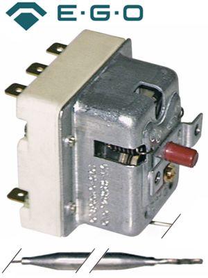 θερμοστάτης ασφαλείας EGO  σειρά θερμ. απενεργοποίησης 220°C 3-πόλοι 3NC  20A