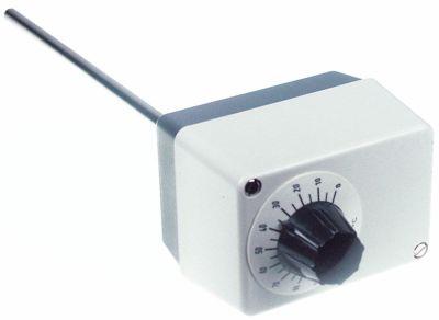 αισθητήριο θερμοστάτη εύρος θερμοκρασίας 0-100 °C 1CO  1-πόλοι 6A ø αισθητηρίου 1/2