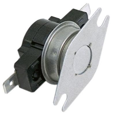 θερμοστάτης επαφής απόσταση οπής 40mm θερμ. απενεργοποίησης 85°C 1NC  1-πόλοι 16A
