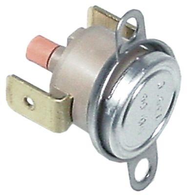 θερμοστάτες ασφαλείας επαφής απόσταση οπής 23,8mm θερμ. απενεργοποίησης 135°C 1NC  1-πόλοι 16A