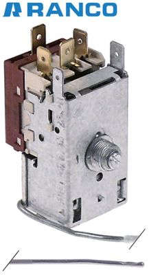 θερμοστάτης Ranco  τύπος K61-L1502 ø αισθητηρίου  -mm Μ αισθητηρίου  -mm