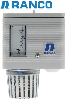 θερμοστάτης χώρου Ranco  τύπος O16 εύρος θερμοκρασίας -18 έως +13°C