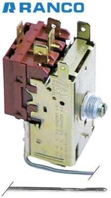 θερμοστάτης Ranco  τύπος K61-L1505 ø αισθητηρίου  -mm Μ αισθητηρίου  -mm