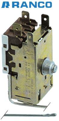 θερμοστάτης Ranco  τύπος K50-L3209 ø αισθητηρίου  -mm Μ αισθητηρίου  -mm