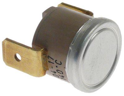 θερμοστάτης επαφής απόσταση οπής  -mm θερμ. απενεργοποίησης 140°C 1NC  1-πόλοι 16A