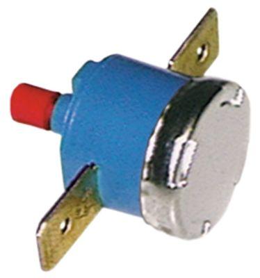 θερμοστάτες ασφαλείας επαφής απόσταση οπής  -mm θερμ. απενεργοποίησης 135°C 1NC  1-πόλοι 16A