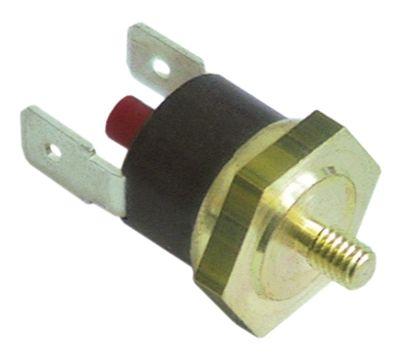 θερμοστάτες ασφαλείας επαφής απόσταση οπής  -mm θερμ. απενεργοποίησης 152°C 1NC  1-πόλοι 10A