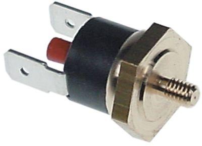 θερμοστάτες ασφαλείας επαφής απόσταση οπής  -mm θερμ. απενεργοποίησης 165°C 1NC  1-πόλοι 16A