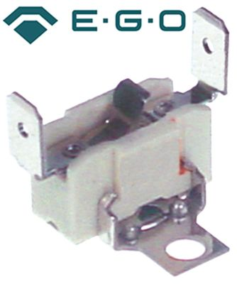 θερμοστάτες ασφαλείας επαφής απόσταση οπής 24mm θερμ. απενεργοποίησης 200°C 1NC  1-πόλοι 16A
