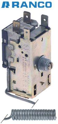 θερμοστάτης Ranco  τύπος K50-L3074 ø αισθητηρίου 9mm Μ αισθητηρίου 40mm