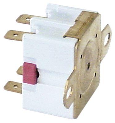 θερμοστάτες ασφαλείας επαφής απόσταση οπής 40mm θερμ. απενεργοποίησης 85°C 2NC  2-πόλοι 16A