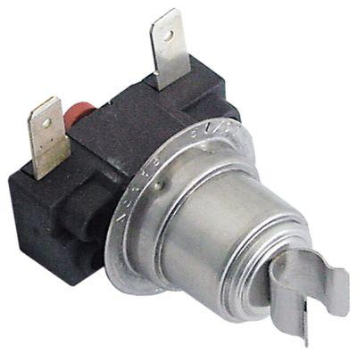θερμοστάτες ασφαλείας επαφής θερμ. απενεργοποίησης 115°C 1NC  16A