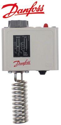 θερμοστάτης χώρου DANFOSS  τύπος KP 62  εύρος θερμοκρασίας -30 έως +15°C