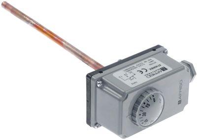αισθητήριο θερμοστάτη εύρος θερμοκρασίας 0-90 °C 1CO  1-πόλοι 16A βίδα ø αισθητηρίου 8mm