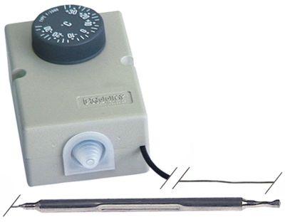 θερμοστάτης εύρος θερμοκρασίας -35 έως +35°C αισθητήριο ø6x110mm  σωλήνας τριχοειδής 1500mm