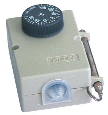 θερμοστάτης εύρος θερμοκρασίας -35 έως +35°C αισθητήριο ø6x110mm  σωλήνας τριχοειδής  -mm