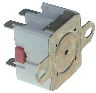 θερμοστάτες ασφαλείας επαφής απόσταση οπής 40mm θερμ. απενεργοποίησης 150°C 2NC  2-πόλοι 16A