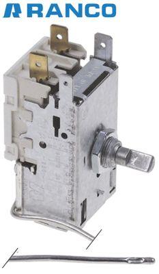 θερμοστάτης Ranco  τύπος K50-P1125 ø αισθητηρίου  -mm Μ αισθητηρίου  -mm
