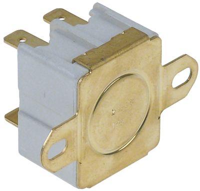 θερμοστάτες ασφαλείας επαφής απόσταση οπής 40mm θερμ. απενεργοποίησης 125°C 2NC  2-πόλοι 16A