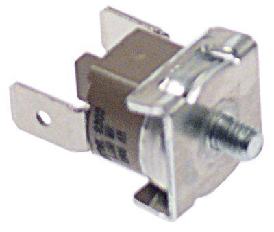 θερμοστάτες ασφαλείας επαφής θερμ. απενεργοποίησης 160°C 1NC  1-πόλοι 16A