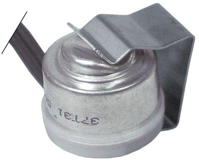 θερμοστάτες ασφαλείας επαφής απόσταση οπής  -mm θερμ. απενεργοποίησης  -°C 1NC  1-πόλοι  -A