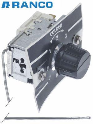 θερμοστάτης Ranco  τύπος K50-L3231/002  ø αισθητηρίου 1.9mm Μ αισθητηρίου  -mm