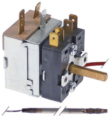 θερμοστάτης Μέγ. Θ 300°C εύρος θερμοκρασίας 76-300 °C 1-πόλοι 1CO  16A
