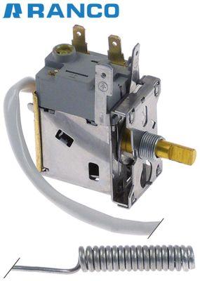 θερμοστάτης Ranco  τύπος K50-Q4964 ø αισθητηρίου 9mm Μ αισθητηρίου 40mm
