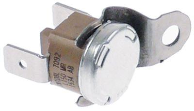 θερμοστάτες ασφαλείας επαφής απόσταση οπής  -mm θερμ. απενεργοποίησης 150°C 1NC  1-πόλοι 16A