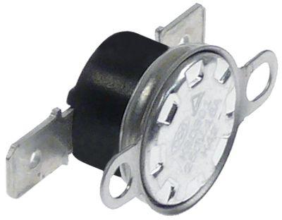 θερμοστάτης επαφής απόσταση οπής 23.8mm θερμ. απενεργοποίησης 42°C 1NC  1-πόλοι 16A 250V