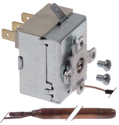 θερμοστάτης IMIT  Μέγ. Θ 90°C εύρος θερμοκρασίας 0-90 °C 1-πόλοι 1CO  16A