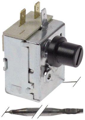 θερμοστάτης ασφαλείας θερμ. απενεργοποίησης 235°C 1-πόλοι 1CO  ø αισθητηρίου 5mm Μ αισθητηρίου 100mm