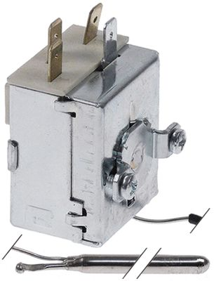 θερμοστάτης IMIT  Μέγ. Θ 85°C εύρος θερμοκρασίας σταθερό°C 1CO -πόλοι 15A