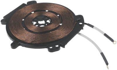 πηνία επαγωγικά  3500W 230V 50Hz Μ 220mm W 217mm H 12mm κατάλληλο για BARTSCHER