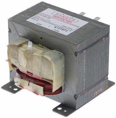 μετασχηματιστής HV κύρια τάση 230V 50Hz τύπος DPC20217302 για μικροκύματα
