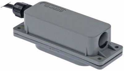 ηλεκτρονικό κιβώτιο με πληκτροδιακόπτη διπλό για κόφτη Μ 115mm W 40mm κατάλληλο για BERKEL