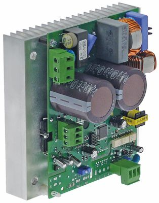 frequency converter with heat sink for combi-steamer L 135mm W 135mm