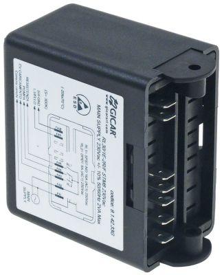 πλακέτα στάθμης 240V τάση AC  50/60 Hz σύνδεσμος F6,3