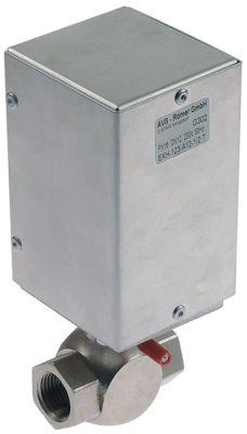 βάνα  είσοδος 1/2″ εσωτερικό σπείρωμα έξοδος 1/2″ εσωτερικό σπείρωμα