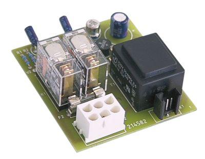 πλακέτα συνδυαστικός ατμομάγειρας για συσκευή 6x1/1  5x2/3  έλεγχος στάθμης
