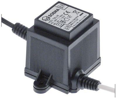 μετασχηματιστής 10VA κύρια τάση 230V δευτερεύον 18V